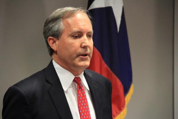 Texas Attorney General Ken Paxton. (TX Attorney General/Flickr II CC BY-ND 2.0)