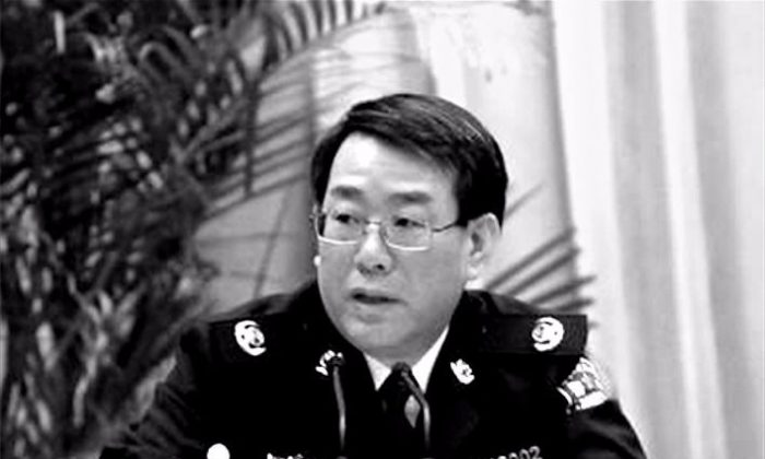 Yang Huanning spoke in a conference on April 6, 2014. (cpd.com)