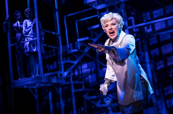 Emily Skinner channels Elaine Stritch in