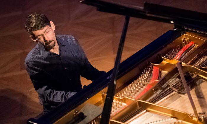 """Fred Hersch recorded an album title """"Leaves of Grass."""" (fredhersch.com)"""