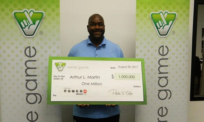 (Virginia Lottery)