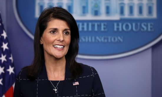 Nikki Haley Dismisses Rumors She Could Replace Pence as Vice President