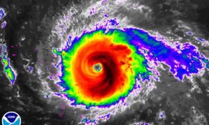 Trump Signs Disaster Declaration for Hurricane Irma-Struck US Virgin Islands