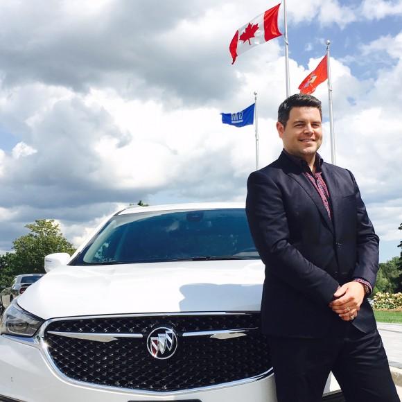 Michael MacPhee (Buick Canada)