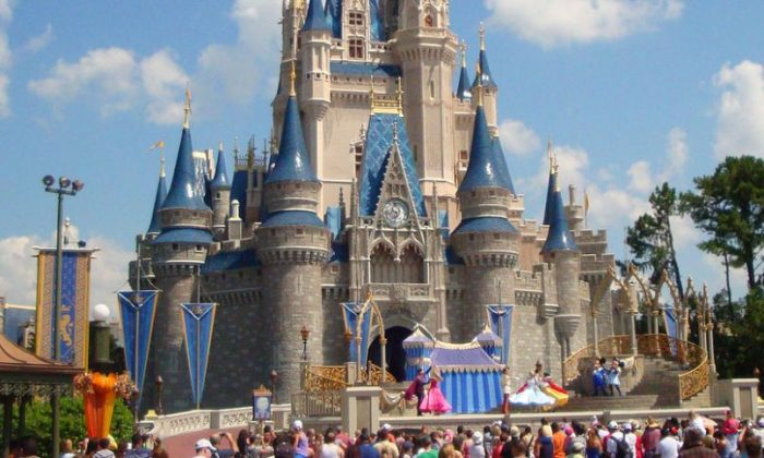 Disney World near Orlando, Fla. (Childzy at en.wikipedia)