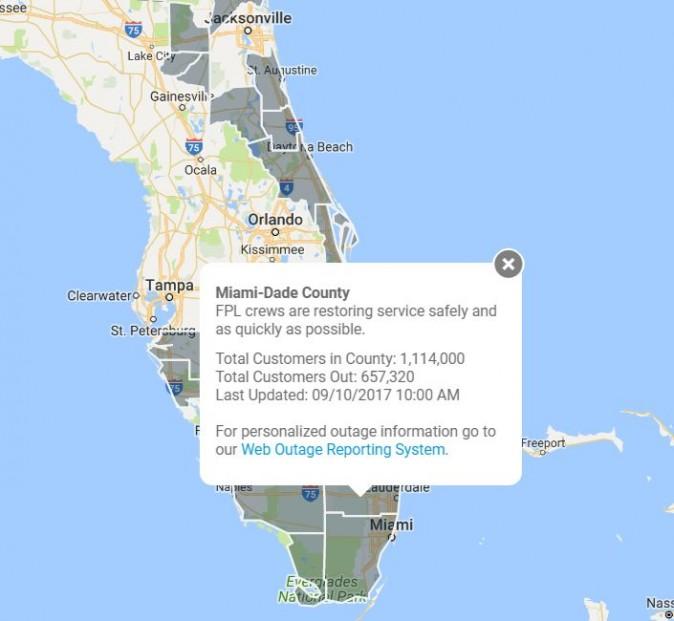 (Florida Light and Power)