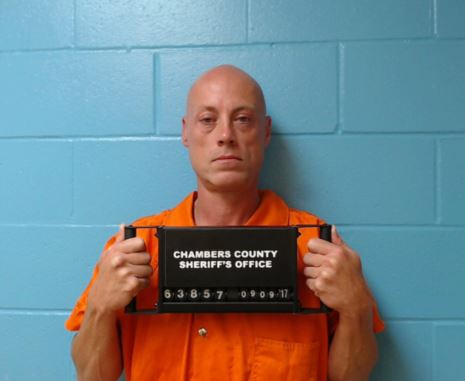 Steven McDowell. (Chambers County Sheriff's Office)