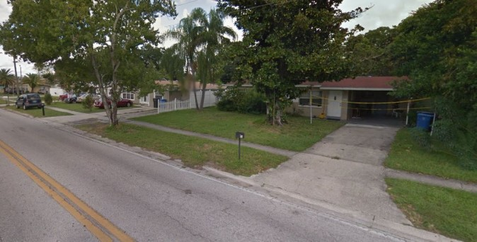 The incident unfolded at 5115 Town N Country Blvd. in Hillsborough County, Florida (Google Street View)