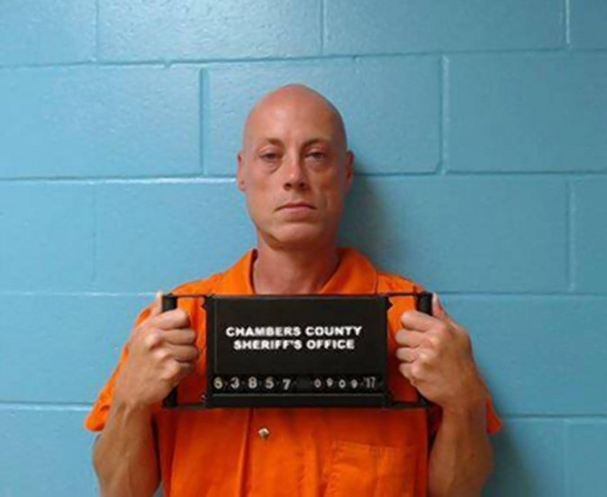 Steven Wayne McDowell, 44, faces murder charges. (CHAMBERS COUNTY SHERIFF'S OFFICE)