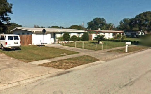 Diaz family residence that was filled with toxic carbon monoxide gas. (Screenshot via Google Maps)