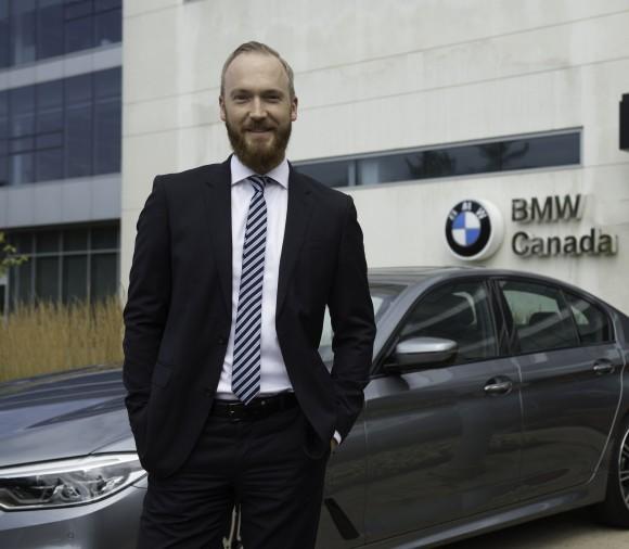 Sebastian Beuchel (BMW Canada)