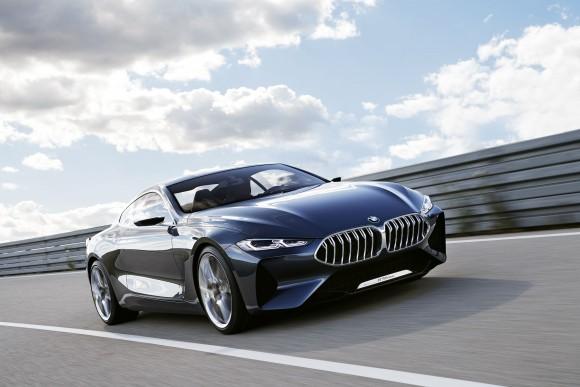 BMW concept 8-series (BMW Canada)