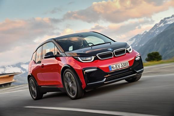 BMW i3s exterior (BMW Canada)