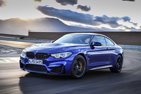 BMW m4 cs (BMW Canada)