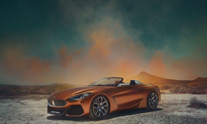 BMW Z4 concept (BMW Canada)