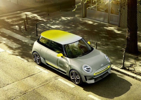 MINI electric concept (MINI/BMW Group)