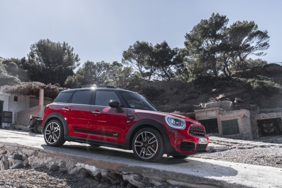 MINI John Cooper Works (MINI/BMW Group)