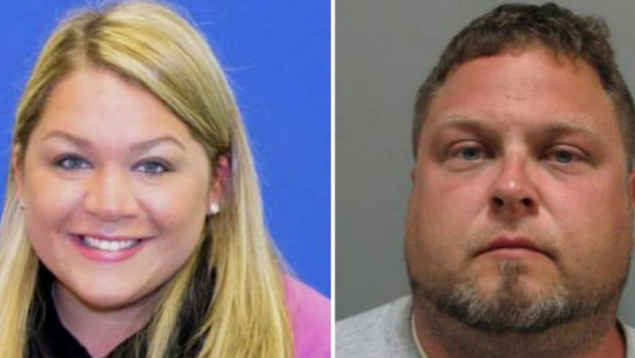 Laura Wallen and Tyler Tessier (Montgomery County Police)