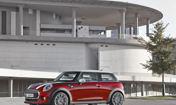 MINI Cooper S 3-door (MINI/BMW Group)