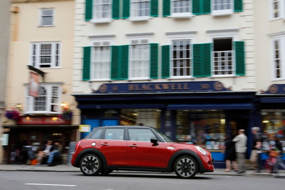 MINI Cooper SD Clubman (MINI/BMW Group)