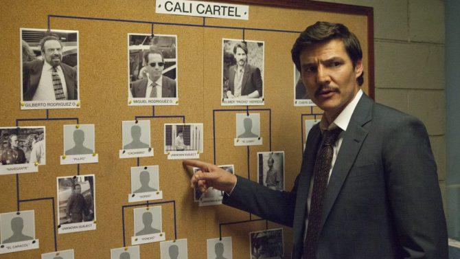 """Screenshot from """"Narcos"""" trailer. (Netflix)"""