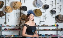 The Art and Business of a Manhattan Milliner
