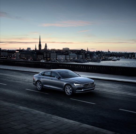 Volvo S90 Osmium Grey (Volvo Group)