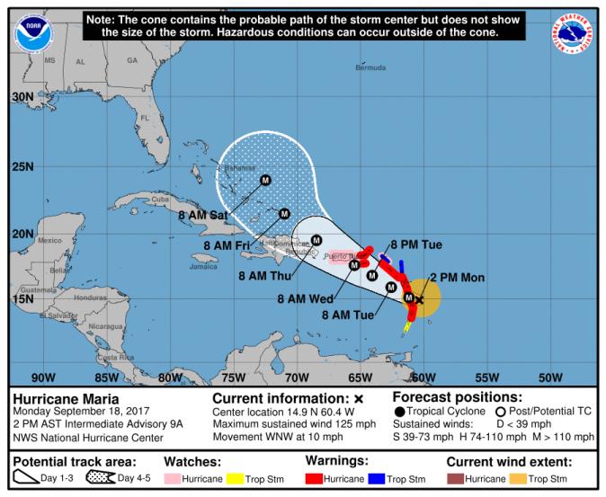 (NOAA / NHC)