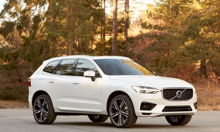 The new Volvo XC60 (Volvo Group)