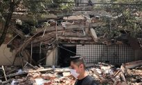 Desperate Night Search in Mexico School, Other Ruins as Quake Deaths Pass 200