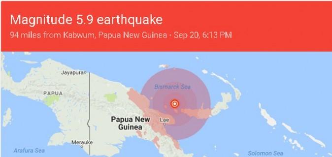 (Google Maps / USGS)