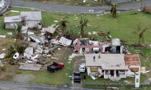 Hurricane Maria Slams Turks and Caicos After Killing 30 People