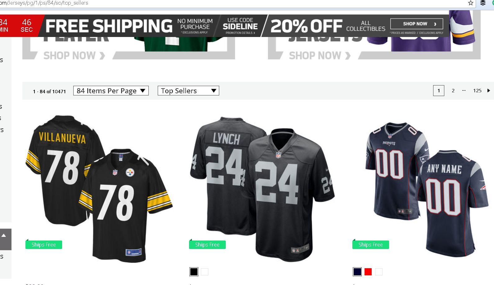 finest selection 424fd 7aaf7 Steelers' Alejandro Villanueva Has Top-Selling Jersey Since ...