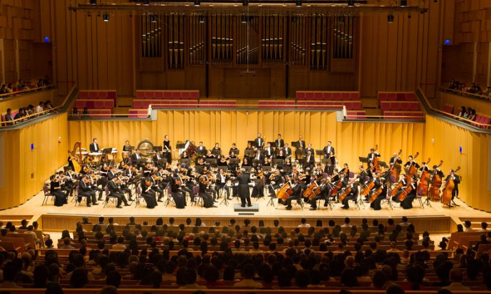 Professor Marveled at Shen Yun Symphony Orchestra for Its Many Wonders