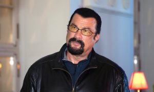 Steven Seagal Weighs In on NFL Protests: 'Outrageous, Disgusting'