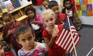 6-Year-Old Student Refuses to Stand During Pledge of Allegiance, School Responds