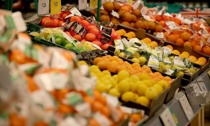 Like Asda, Morrisons has launched a wonky veggie range. (Christopher Furlong/Getty Images)