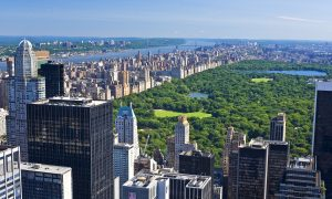 A Weekend of 'Firsts' on New York Staycation