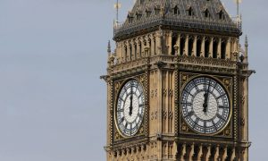 Big Ben Renovation Costs Double to $81.7 Million