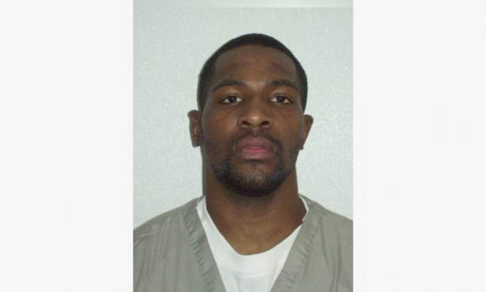 File Photo - Alton Alexander Nolen, 30, is seen in a picture from the Oklahoma Department of Corrections taken October 18, 2011. (Reuters/Oklahoma Department of Corrections/Handout via Reuters)