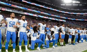 Poll: 62% of NFL Fans Plan to Watch Less Football Amid Anthem Protests