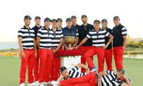 USA Wins Punchless Presidents Cup
