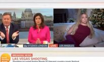 Piers Morgan Criticized for Catching Mariah Carey 'Off-Guard' on Vegas Shooting Questions