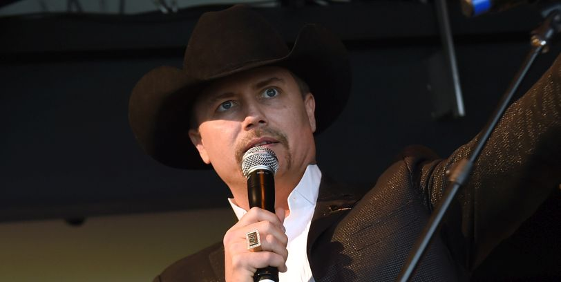 John Rich endorses Blackburn