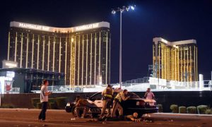 Vegas Shooter Set Up Camera to Film Rampage