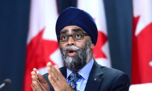 Liberals Not Ruling out Joining US on Ballistic Missile Defence: Sajjan
