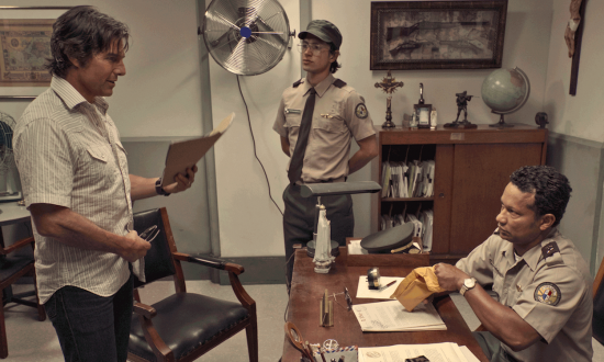 Movie Review: 'American Made': 'Lawyers, Guns and Money'