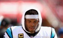 Panthers Quarterback Cam Newton Apologizes for Response to Female Reporter