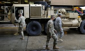 National Guard to Deploy 1,000 Troops in 6 States