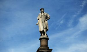 Christopher Columbus Statues Vandalized in Multiple States on Columbus Day
